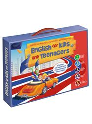 Curso de Inglés para niños y adolescentes  ENGLISH for KIDS and TEENAGERS